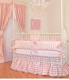 olivia grace crib bedding