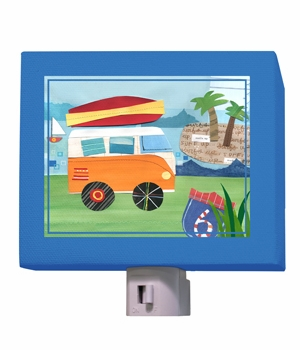 on the road again - beach nightlight
