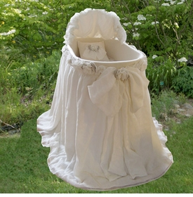 organic cotton bassinet edinburgh
