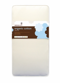 organic cotton crib mattress - no compromise classic