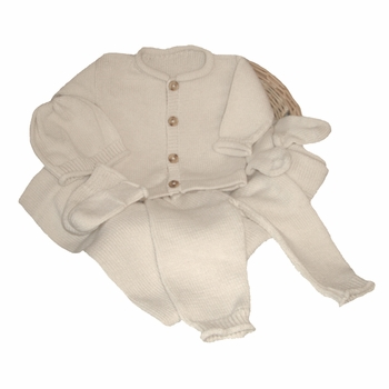 organic cotton deluxe layette set