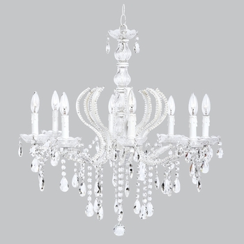 pageant chandelier