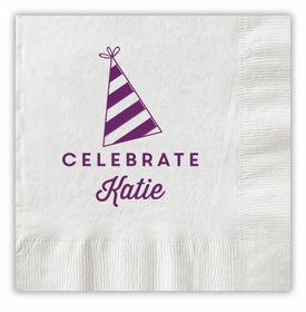 Party Hat Napkins