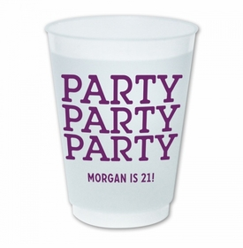 Party Party Party Cups