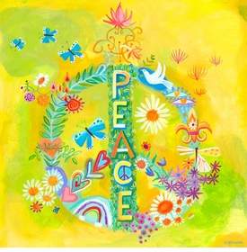 peace for all wall art