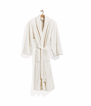 peacock alley waffle robe