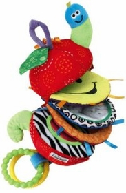 peekaboo apple by lamaze