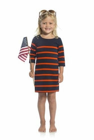 perfectly patriotic kids dress