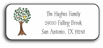 personalized address labels