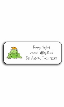 personalized address labels – price of princes
