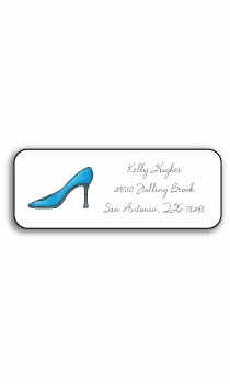 personalized address labels – pump it up