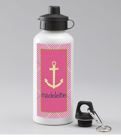 personalized anchor bottle (style 1)