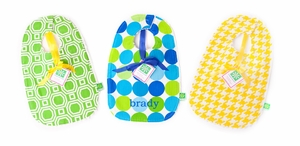 personalized baby boy bibs