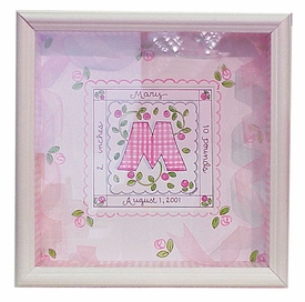 Picture frames and room decor gifts for mom personalized baby frames negle Image collections