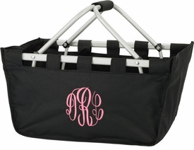personalized black market carry all tote
