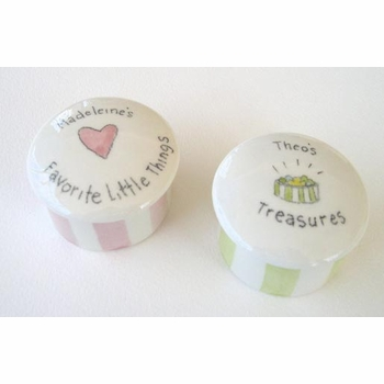 personalized ceramic boxes