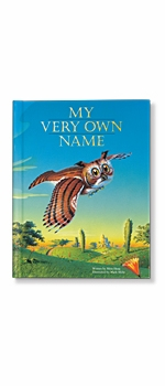 personalized child's book - my very own name