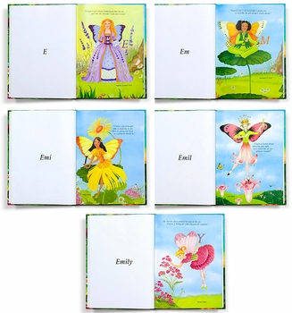 personalized children's book - my very own fairy tale