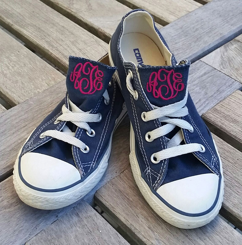 5cfbb32c8a99 personalized converse kids sneakers