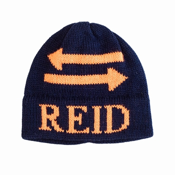 personalized double arrow hat