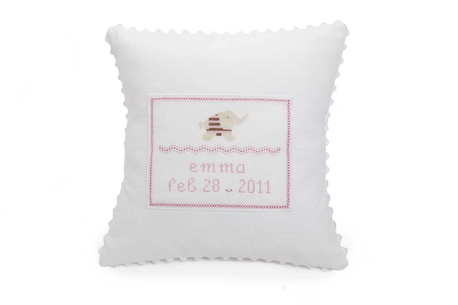 ... Modern Concept Baby With Kellogg Of Kitty And Me Designs Welcome New  Baby Modern Concept Baby Pillow ...