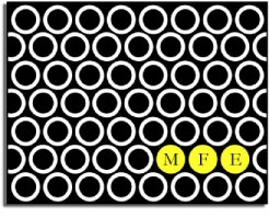personalized everyday notes � yellow circles