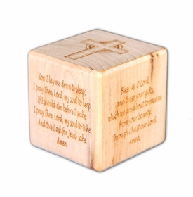personalized faith block