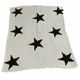personalized floating stars full sized  blanket