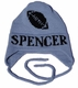 personalized football hat with earflaps