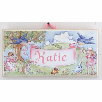 personalized handcrafted artwork - fairytale
