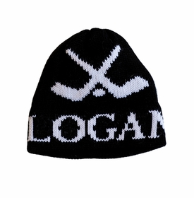 personalized hockey hat