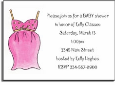 personalized invitations � mommy to be