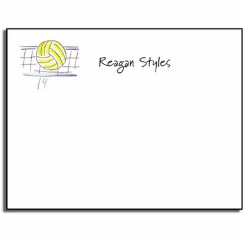 personalized kids notes – dig set spike