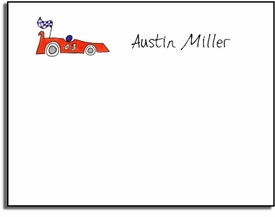 personalized kids notes � on your mark