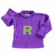personalized knit letter sweater (custom colors available)