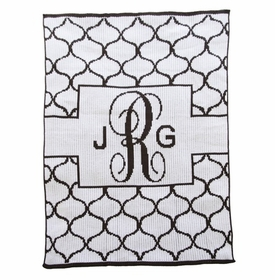 personalized lattice blanket