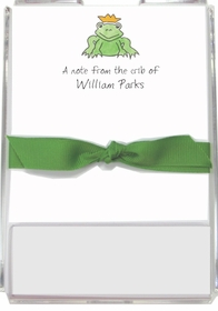 personalized memo sets � prince of princes