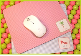 personalized neoprene mouse pad