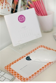 personalized paper mouse pads