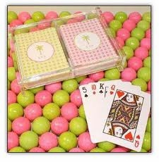 personalized playing cards two decks (set)