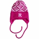 personalized puzzle hat with earflaps