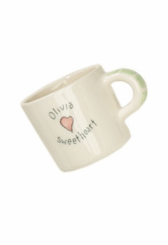 "personalized ""sweetheart ""cup"
