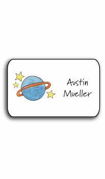 personalized stickers – outer space