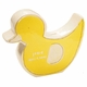 personalized yellow duck coin bank