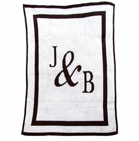 personalized you & me blanket
