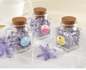 petite treat baby shower favor