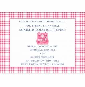 picnic cocktail & dinner parties