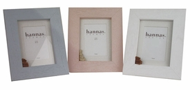 picture frame - 5 x 7 inch teddy or bunny