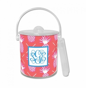 Pineapples Orange Ice Bucket