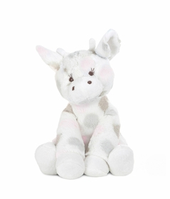 pink plush little g giraffe by little giraffe